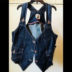 Other - Denim vest
